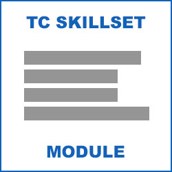 tc skillset icon