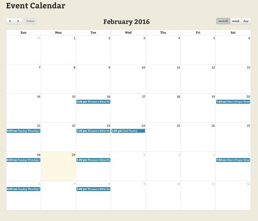 Tc Simple Event Calendar Month2f17db250c47a067f2dc17ae42a415db